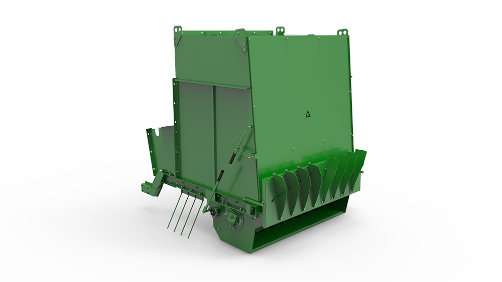 Подрібнювач-розкидач типу ДОН-1500
