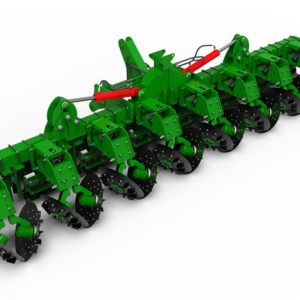 Stubble Cultivator  DOUBLE CHOP WORKER