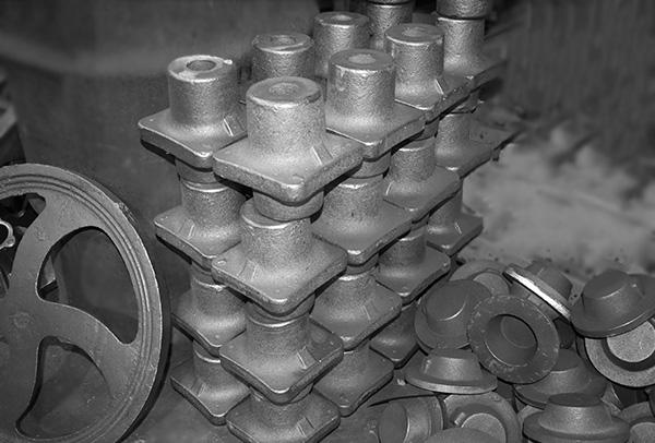 Лиття металу, алюмінію і чавуну