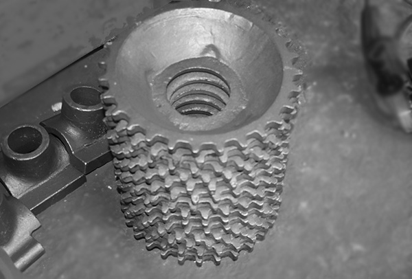 Литье метала, алюминия и чугуна