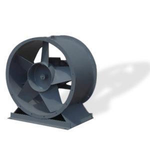 Вентиляторы реверсивные осевые